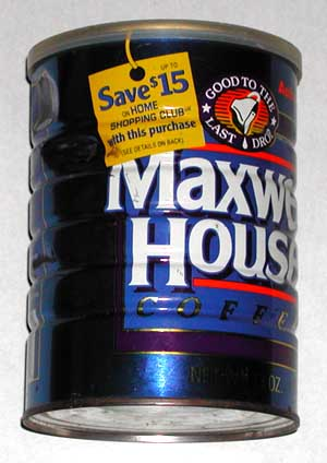 Maxwell House Promotion